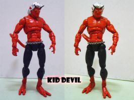 Kid Devil Teen Titan by Mace2006