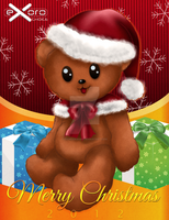 Exoro Choice's Christmas Wishing Cards 17 by ExoroDesigns