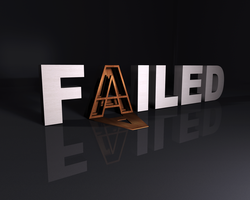 Failed by GRlMGOR