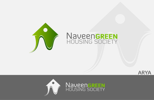 Logo 62 - N Housing Society by AryaInk