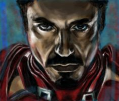 Iron Man by riri74