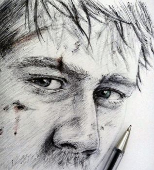 Incomplete Jason Brody part 2 - Far Cry3 by Musiriam