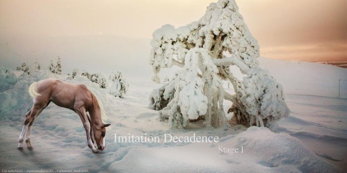 Imitation Decadence Stage I by cat-tailed