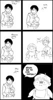 SNK Comic by Mugges