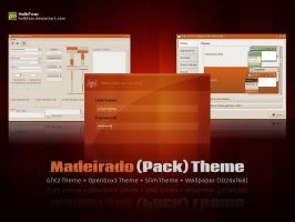 Madeirado (Pack) Theme by holkfoor