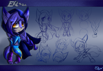 Concept : Efil the yordle by poolvosje