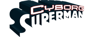 Cyborg Superman Logo by SUPERMAN3D