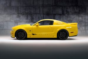 Yellow Saleen - Wheel 0ptions by lovelife81