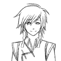 Lu Xun sketch animation [WIP, click to vieeeew] by Moonlightalis