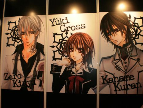 Vampire  Knight Museum by No-SweetToday