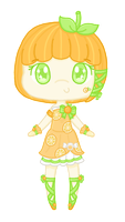 t: Orenji Chibi by Cupcake-Kitty-chan