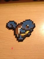 Squirtle Perler :3 #007 by Starzorz