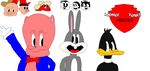 Looney Tunes Heroes by PacandPinky101