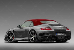 Porsche 911 Cabriolet by VTMG-Engineering