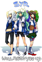 SS: Sports Day by RefrainNotice