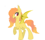 Sunset Bat-Pony custom for pegasist3r by KillerCats101