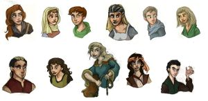 Humanized Redwall by Professor-R