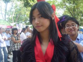 Me in TOF 2009 by pipubanh