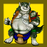 [CMS] Ready for the Sumo Minigame by Luckery