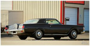 A Lincoln Contenial Mark III by TheMan268