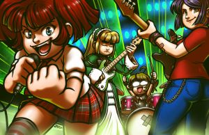That Band by Kaigetsudo