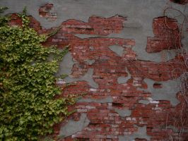 Dirty Brick walls 2 by JensStockCollection