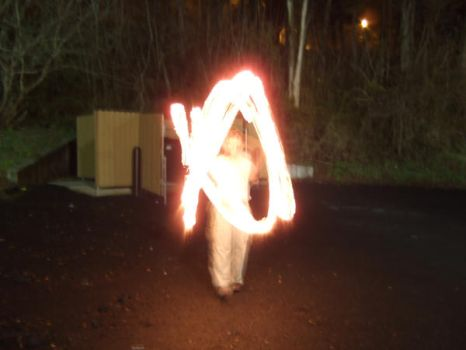 more fire poi by osbourne