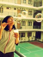 bubbles. by poporina