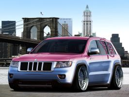 Jeep NY Lowrider by carsrus