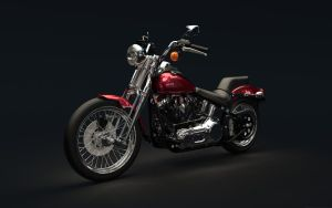 1988 FXSTS by Viperster