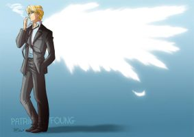 angel by patriciaLyfoung