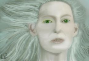 The White Witch by asuza68