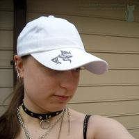 Smexy New Customized Hat by ConfusedLittleKitty