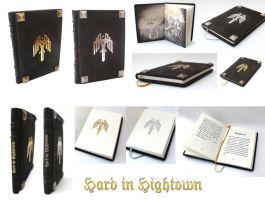 Hard in Hightown - Limited Edition gold/silver by Vanyanie