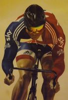 Chris Hoy by Lydiart95