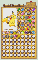 .:PKMN Crossing: Items Sheet:. by Volmise