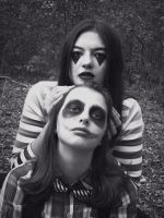 This Mime killed the Joker! by AnnaConstantinescu