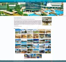 Innova Resort Web Desing by AjansTR