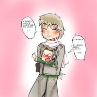 Hetalia China and Russia..help by hetalia777777
