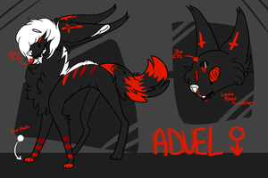 Advel :Ref 2015: by GemEyed