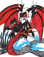 Viperpit: Dragon Demon by XenomorphicDragon