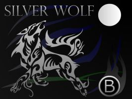 Silver Wolf by Juandiego1993