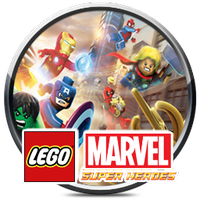 LEGO Marvel Super Heroes by C3D49
