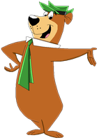 Yogi Bear by MollyKetty