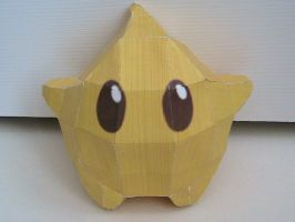 Luma Papercraft by may7733