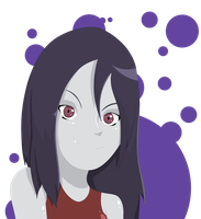 Marceline by RainingTeddyBears