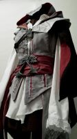 Assassins Creed - Ezio - Work In Progress by ArtisansTheory