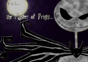 Master of Fright by lemonadeyellow