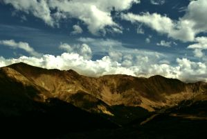 The Rocky Mountains by Projecta6
