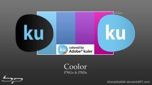 Coolor - Adobe kuler template by bharathp666